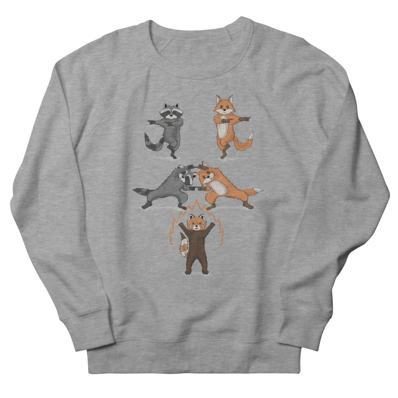 Fusion Women's French Terry Sweatshirt by bobygates's Artist Shop