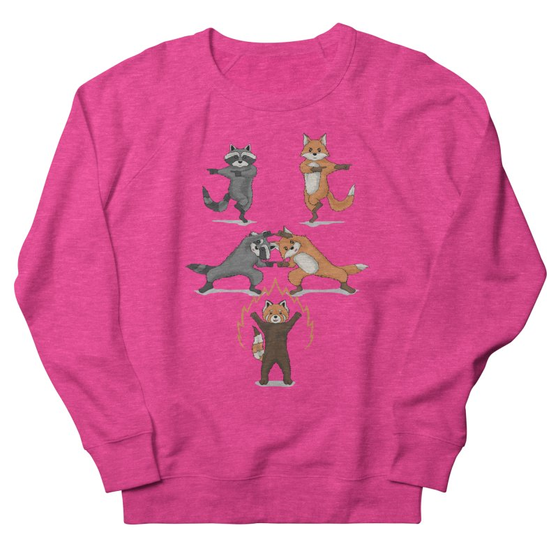 Fusion Men's French Terry Sweatshirt by bobygates's Artist Shop