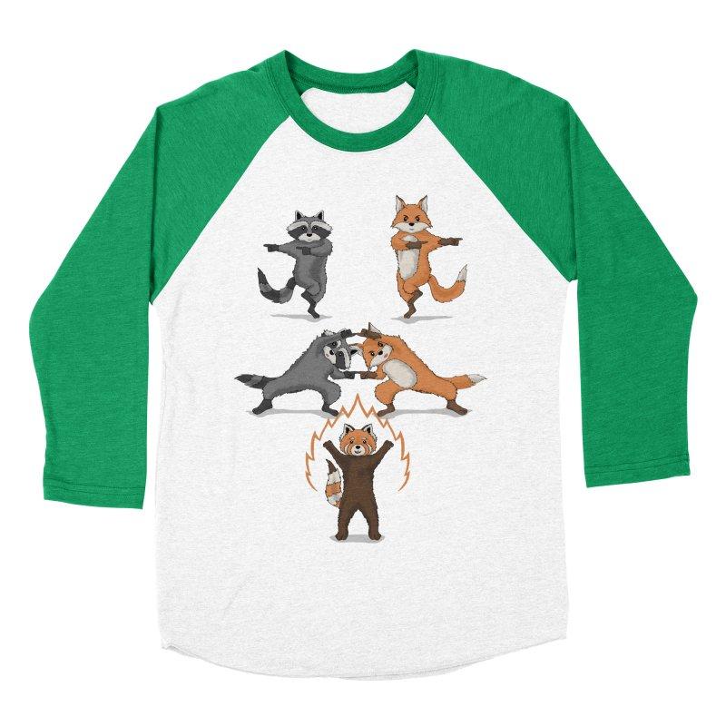 Fusion Women's Baseball Triblend Longsleeve T-Shirt by bobygates's Artist Shop