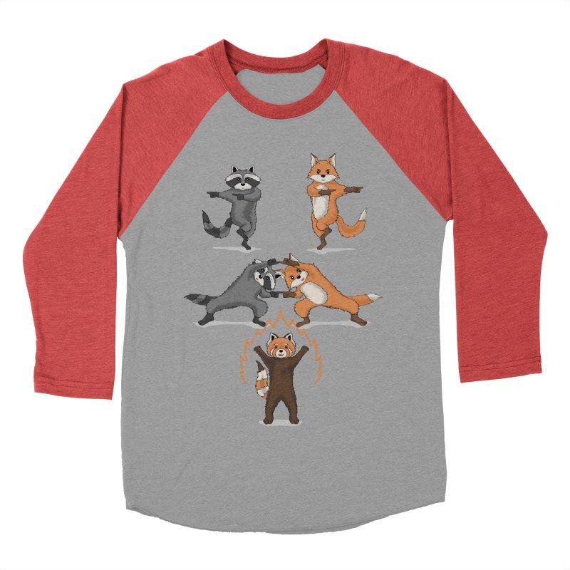 Fusion Men's Baseball Triblend T-Shirt by bobygates's Artist Shop
