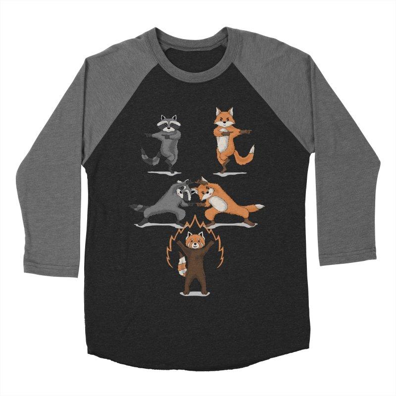 Fusion Men's Baseball Triblend Longsleeve T-Shirt by bobygates's Artist Shop