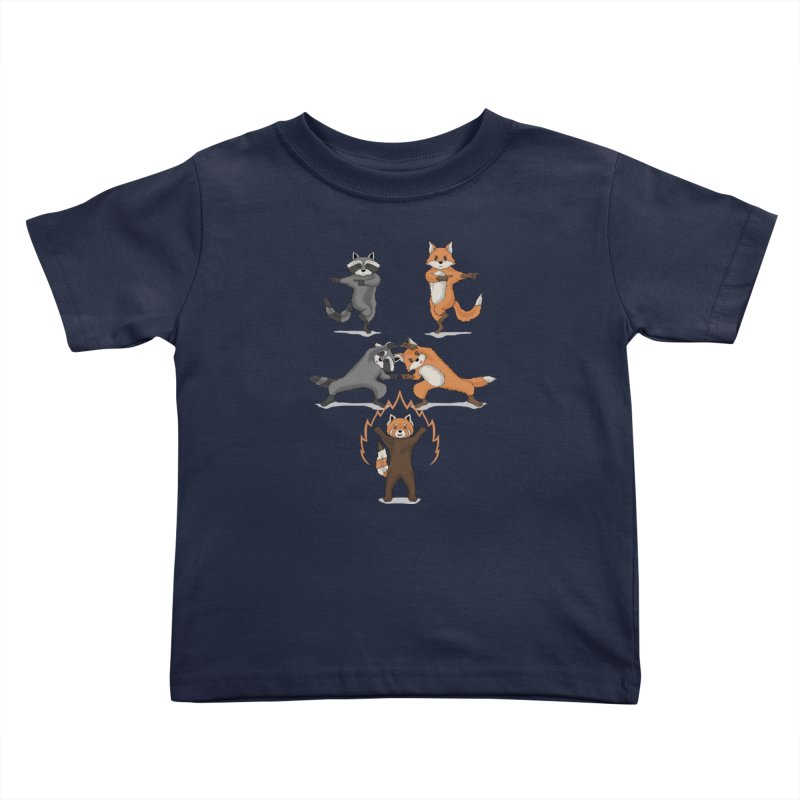 Fusion Kids Toddler T-Shirt by bobygates's Artist Shop