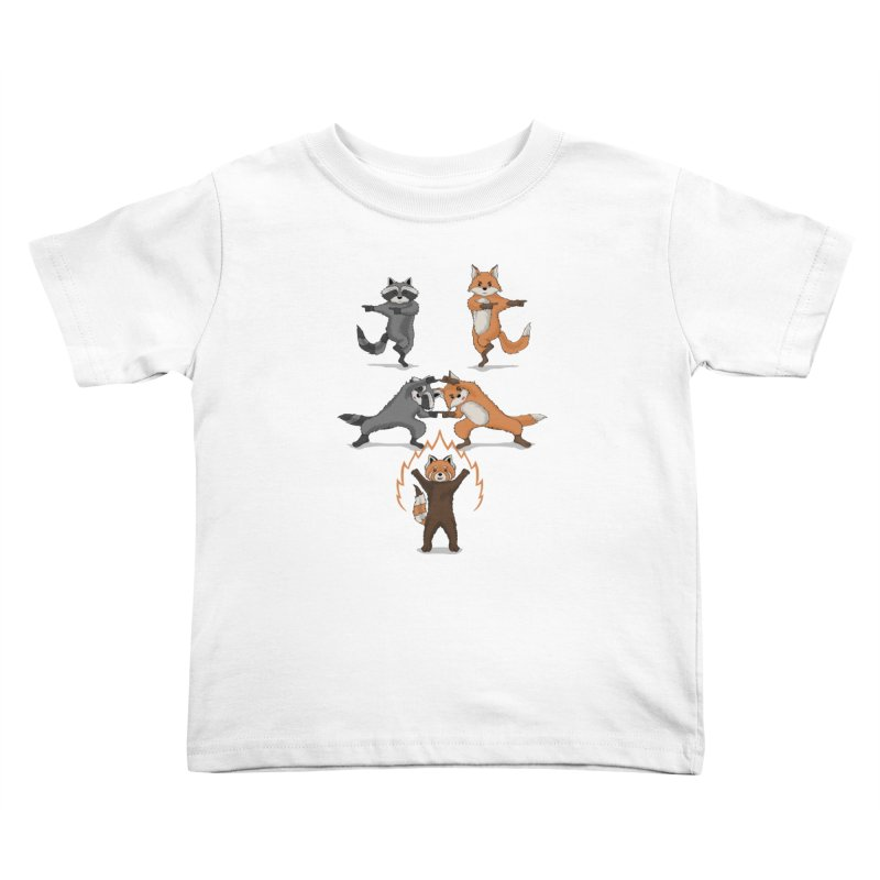 Fusion Kids Toddler T-Shirt by bobygates's Artist Shop