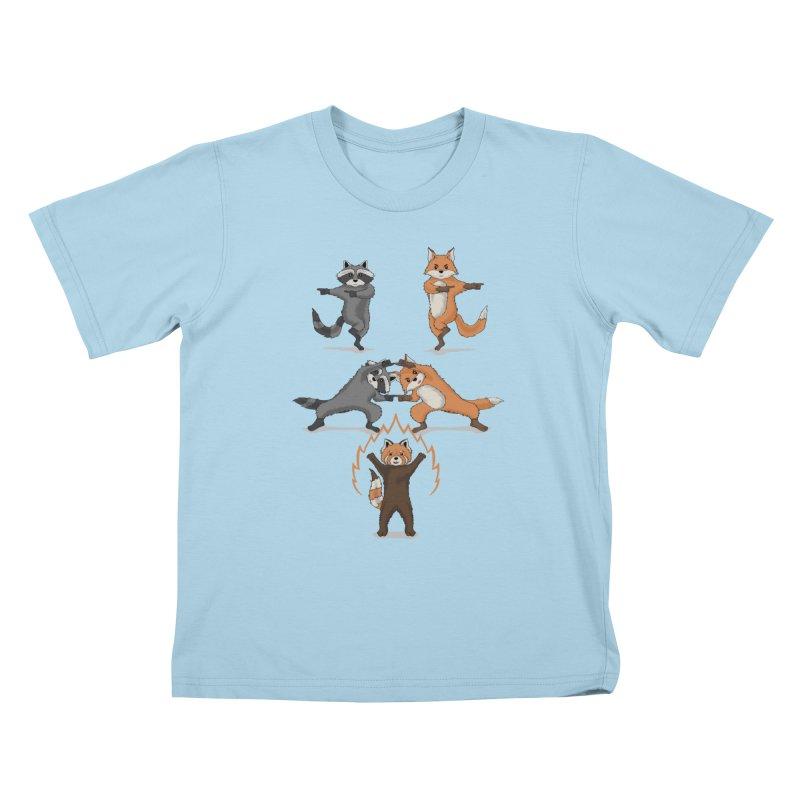 Fusion Kids T-shirt by bobygates's Artist Shop