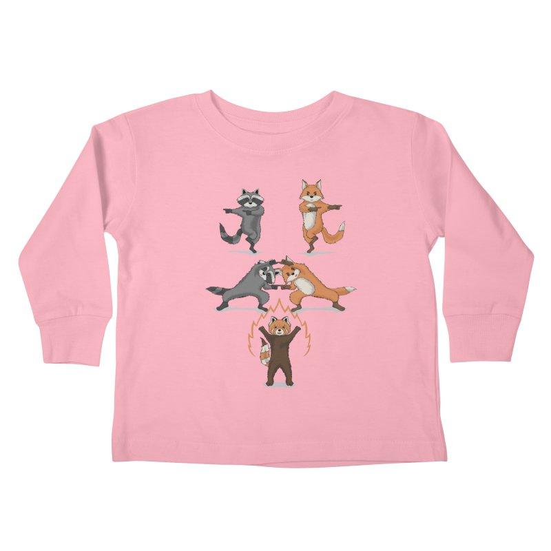 Fusion Kids Toddler Longsleeve T-Shirt by bobygates's Artist Shop