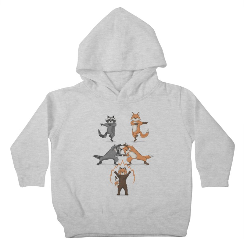 Fusion Kids Toddler Pullover Hoody by bobygates's Artist Shop