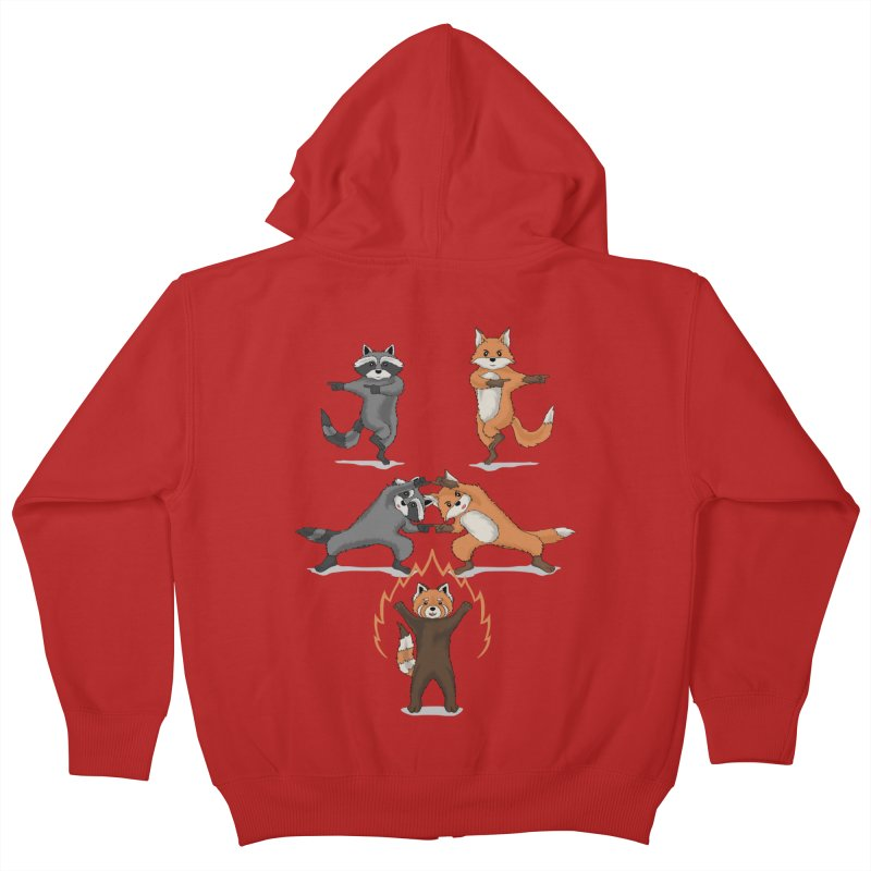 Fusion Kids Zip-Up Hoody by bobygates's Artist Shop