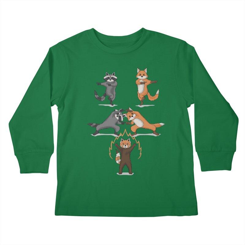 Fusion Kids Longsleeve T-Shirt by bobygates's Artist Shop