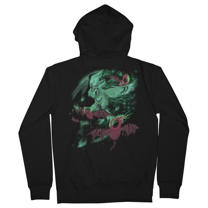 Underworld Men's Zip-Up Hoody by bobygates's Artist Shop