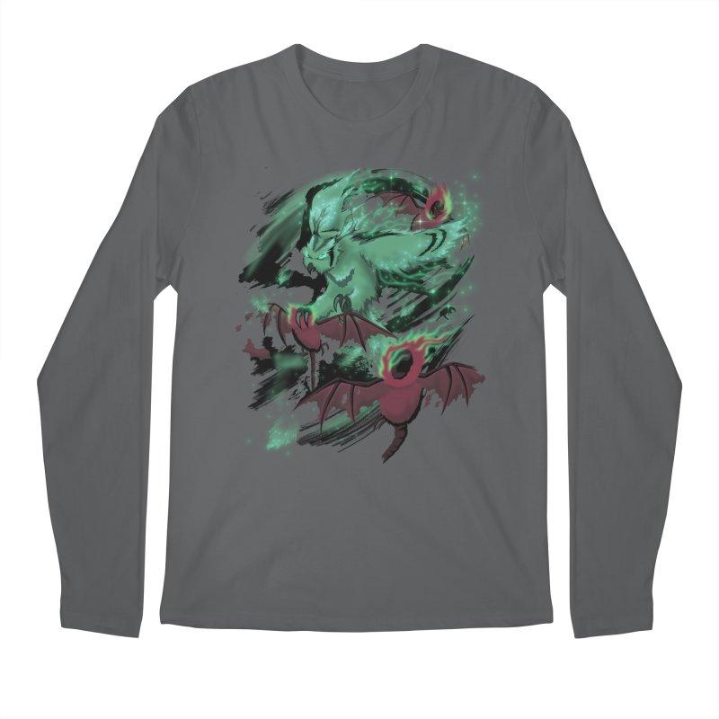 Underworld Men's Longsleeve T-Shirt by bobygates's Artist Shop