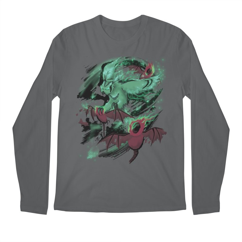 Underworld Men's Longsleeve T-Shirt by bobygates's Artist Shop
