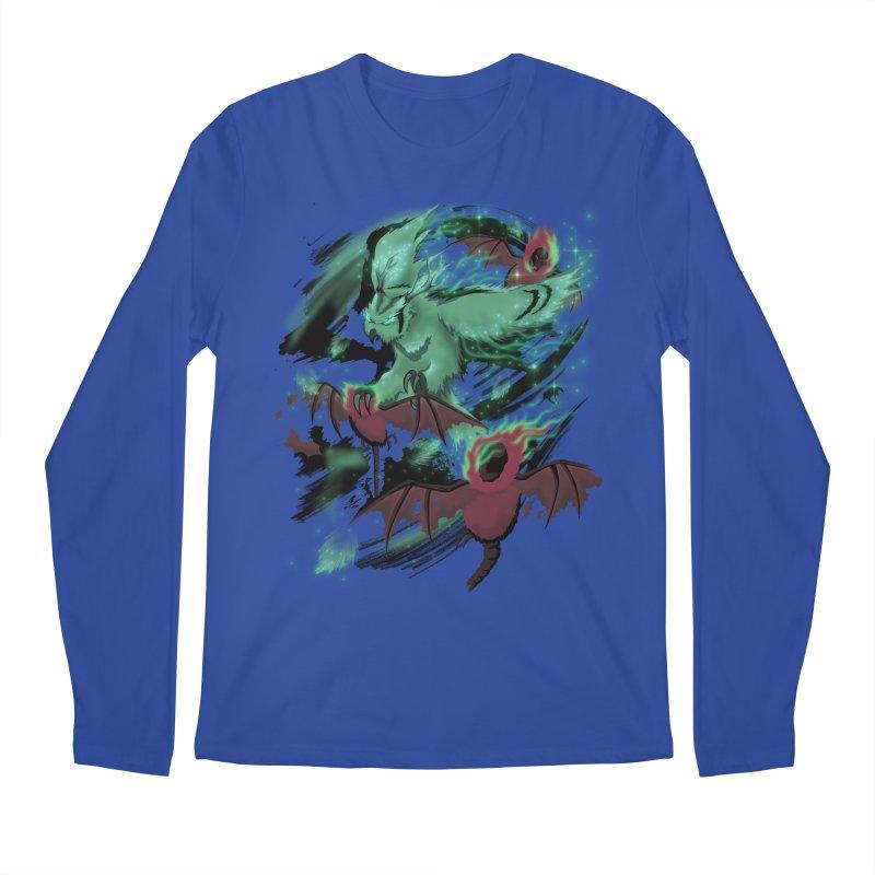 Underworld Men's Regular Longsleeve T-Shirt by bobygates's Artist Shop