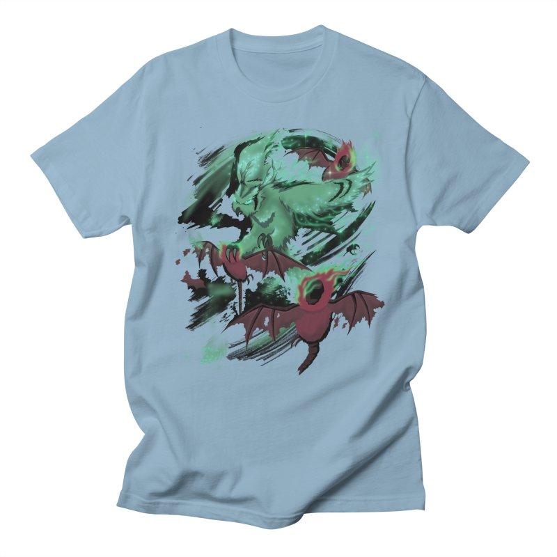 Underworld Men's T-shirt by bobygates's Artist Shop