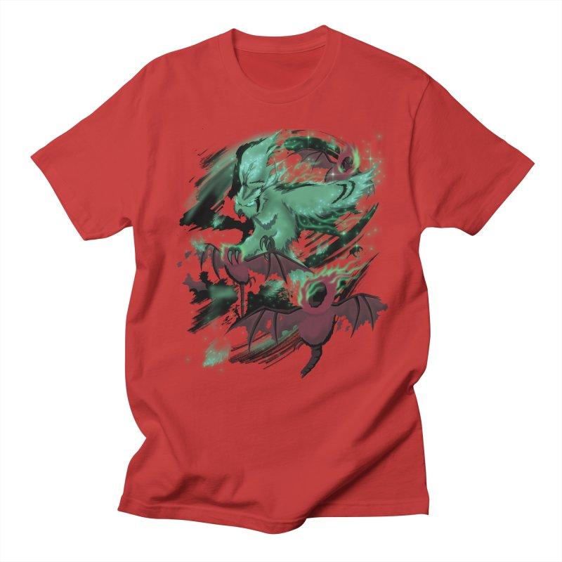 Underworld Men's Regular T-Shirt by bobygates's Artist Shop