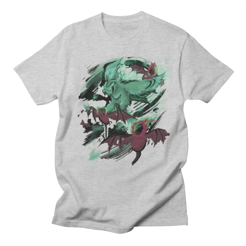 Underworld Men's Regular T-Shirt by bobygates's Artist Shop