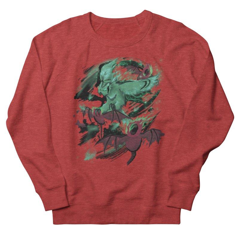 Underworld Women's French Terry Sweatshirt by bobygates's Artist Shop