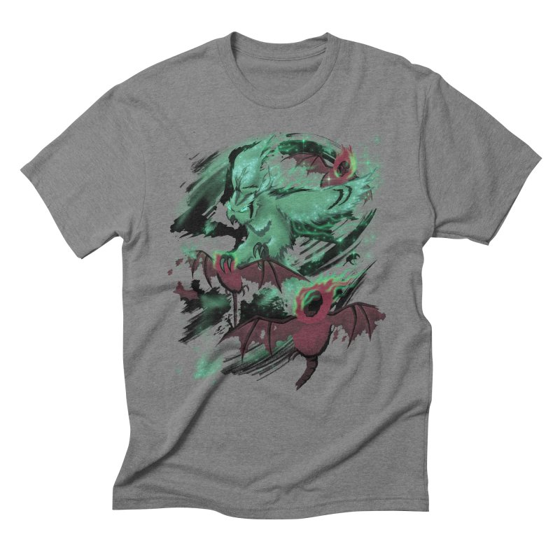 Underworld Men's Triblend T-Shirt by bobygates's Artist Shop