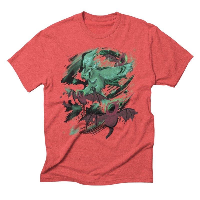Underworld Men's Triblend T-shirt by bobygates's Artist Shop