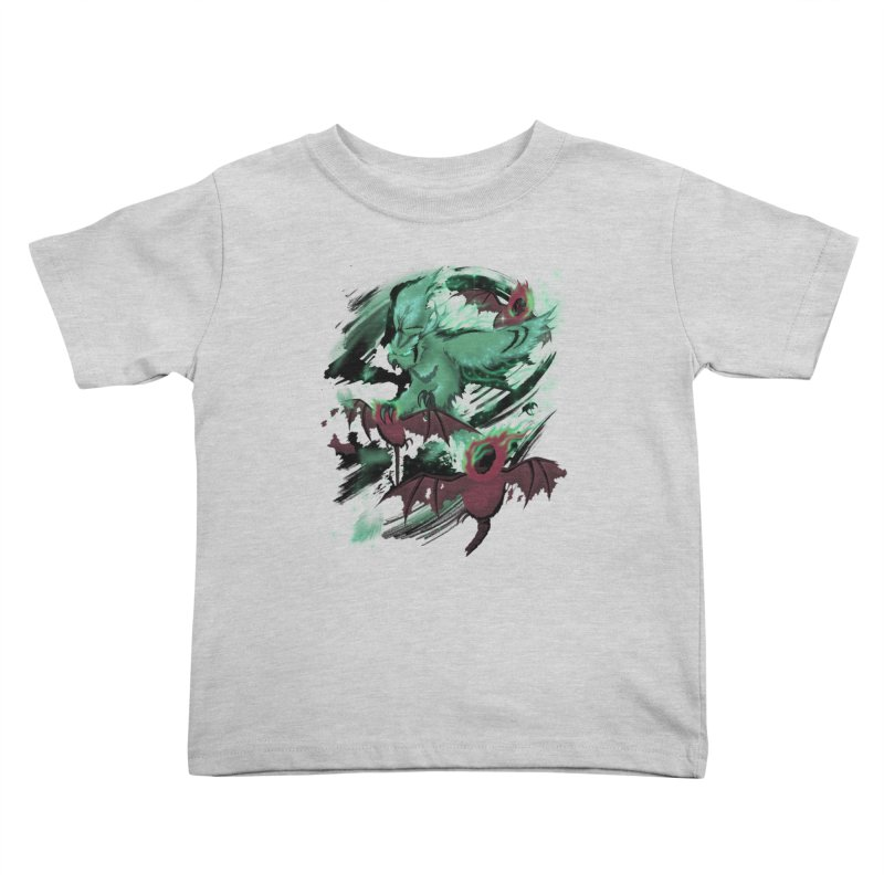 Underworld Kids Toddler T-Shirt by bobygates's Artist Shop