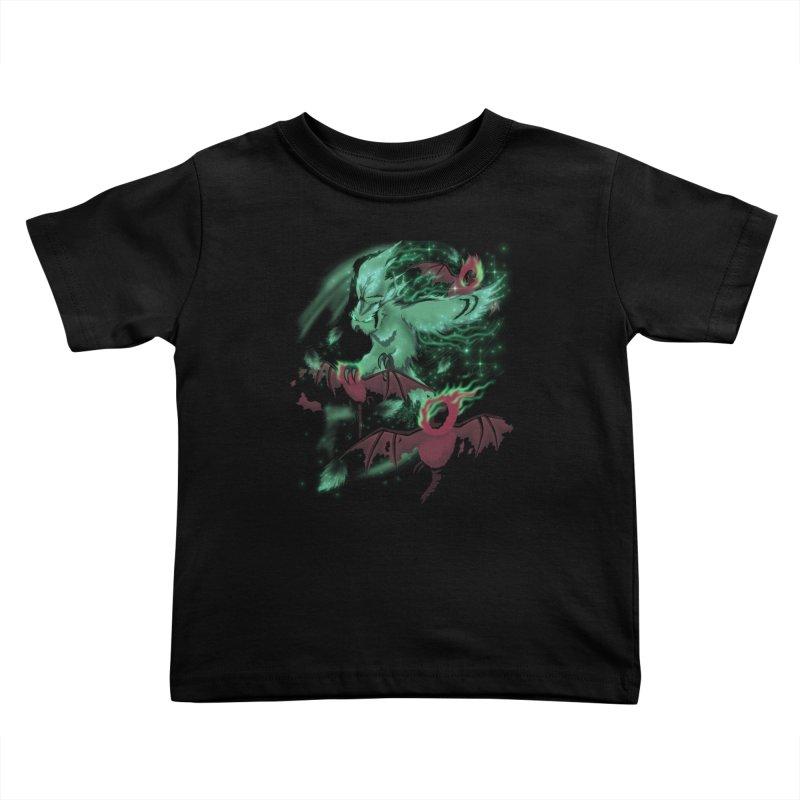 Underworld Kids Toddler T-Shirt by bobygates's Artist Shop