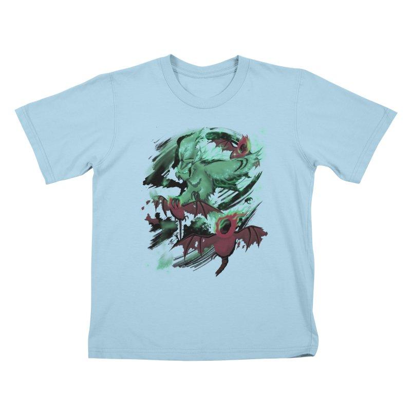 Underworld Kids T-Shirt by bobygates's Artist Shop