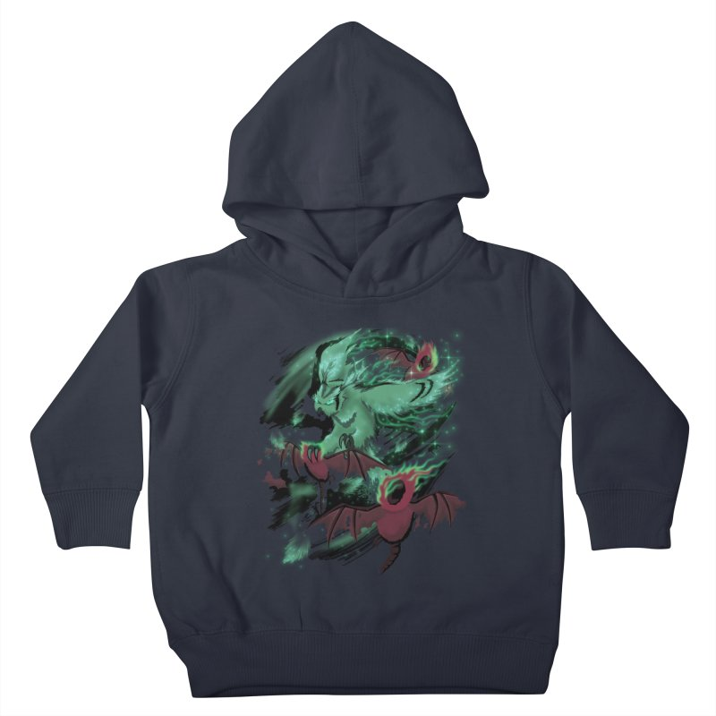 Underworld Kids Toddler Pullover Hoody by bobygates's Artist Shop