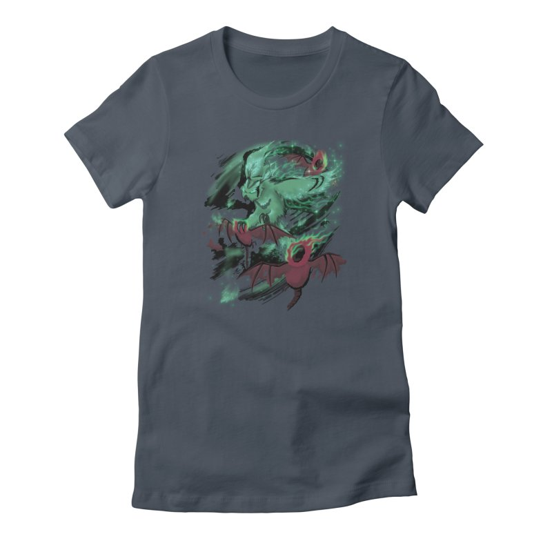 Underworld Women's T-Shirt by bobygates's Artist Shop