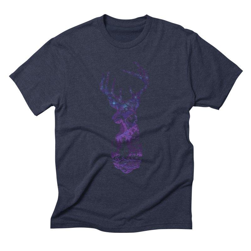Transcendence Men's Triblend T-shirt by bobygates's Artist Shop
