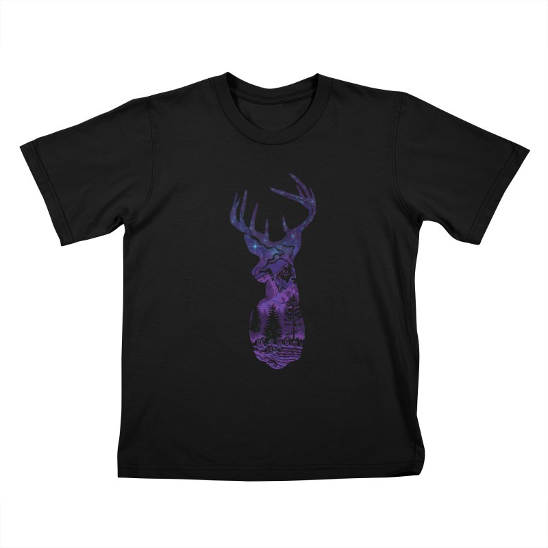 Transcendence Kids T-Shirt by bobygates's Artist Shop