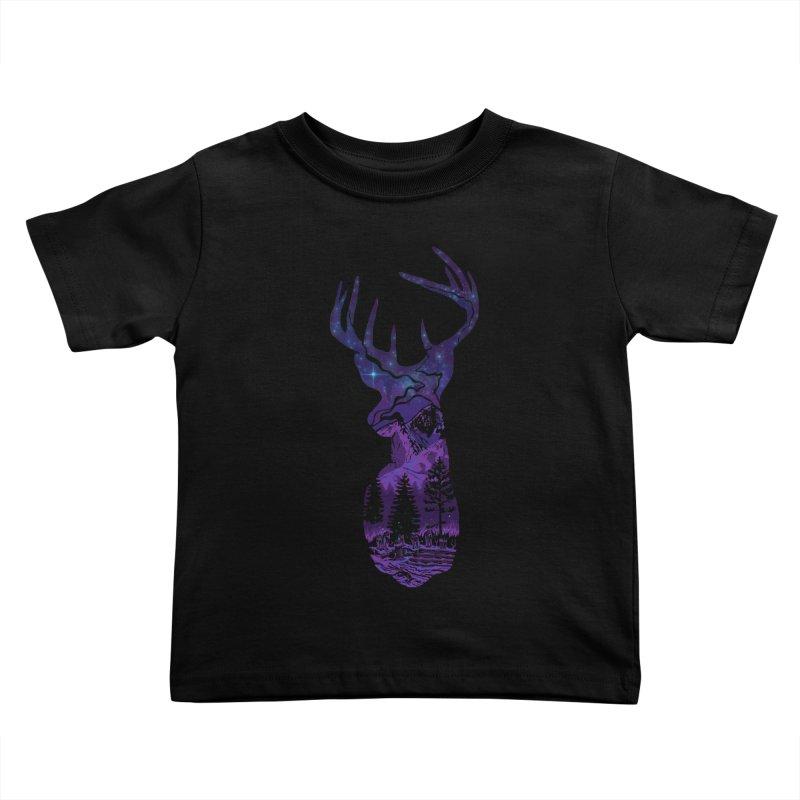 Transcendence Kids Toddler T-Shirt by bobygates's Artist Shop