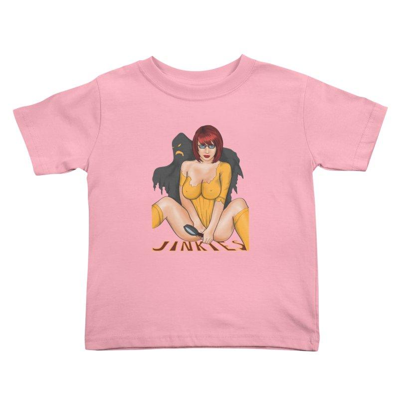 Jinkies Kids Toddler T-Shirt by bobygates's Artist Shop