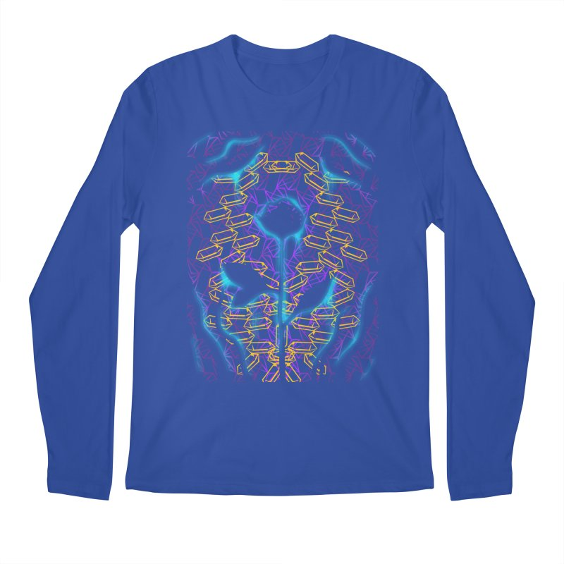 Negative Men's Longsleeve T-Shirt by bobygates's Artist Shop