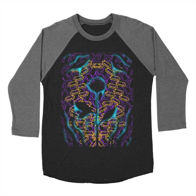 Negative Men's Baseball Triblend Longsleeve T-Shirt by bobygates's Artist Shop