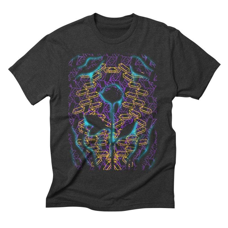 Negative Men's Triblend T-shirt by bobygates's Artist Shop