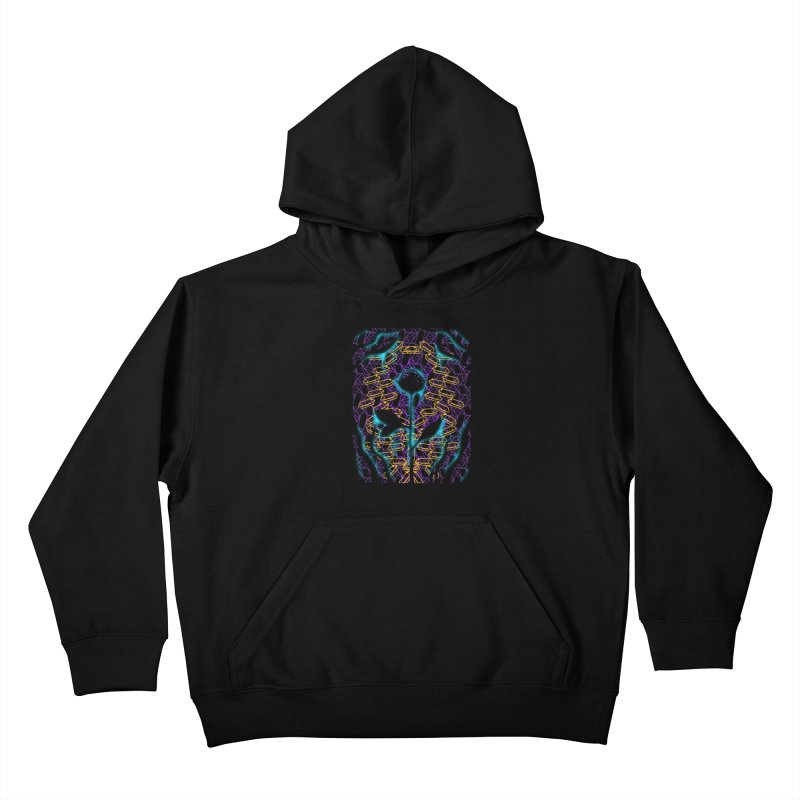 Negative Kids Pullover Hoody by bobygates's Artist Shop