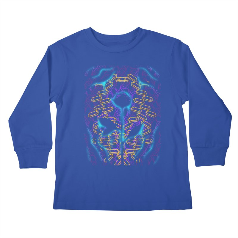 Negative Kids Longsleeve T-Shirt by bobygates's Artist Shop