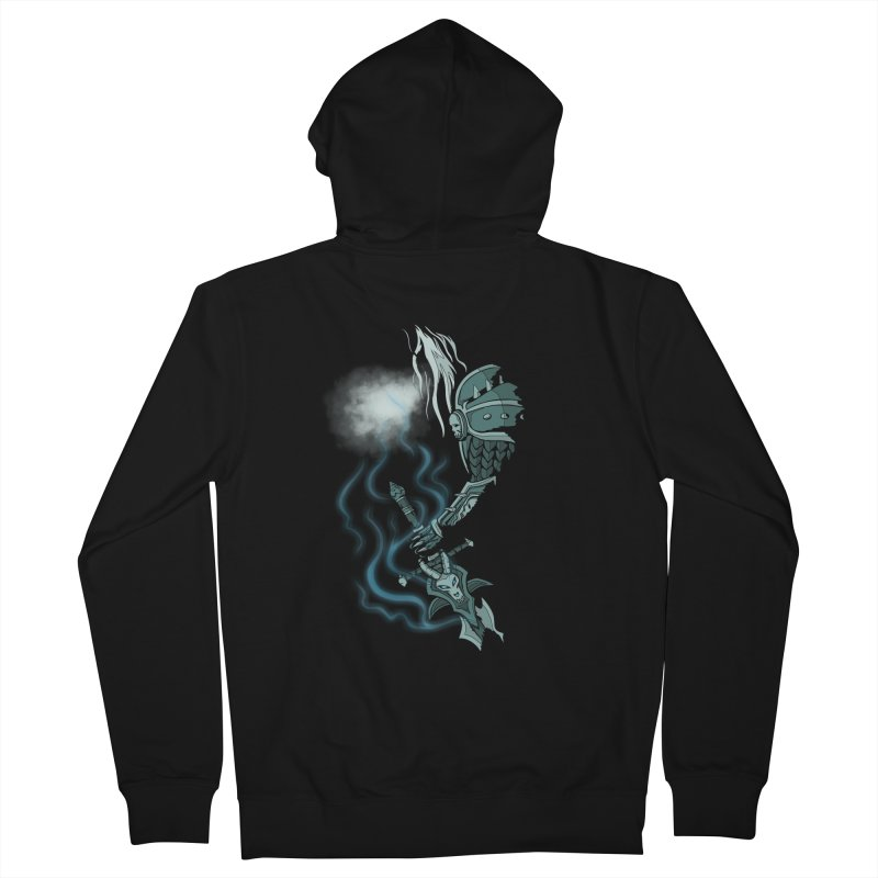 DeathKnight Women's Zip-Up Hoody by bobygates's Artist Shop