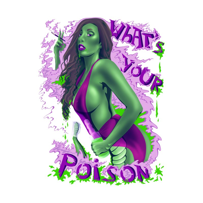 Poison by bobygates's Artist Shop