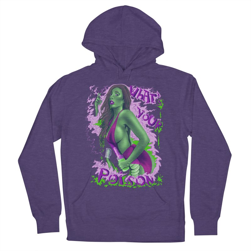 Poison Men's Pullover Hoody by bobygates's Artist Shop