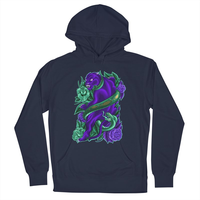 Panther&Snake Men's Pullover Hoody by bobygates's Artist Shop