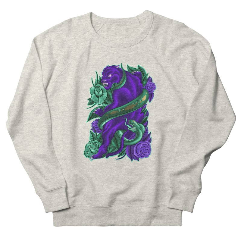 Panther&Snake Women's Sweatshirt by bobygates's Artist Shop
