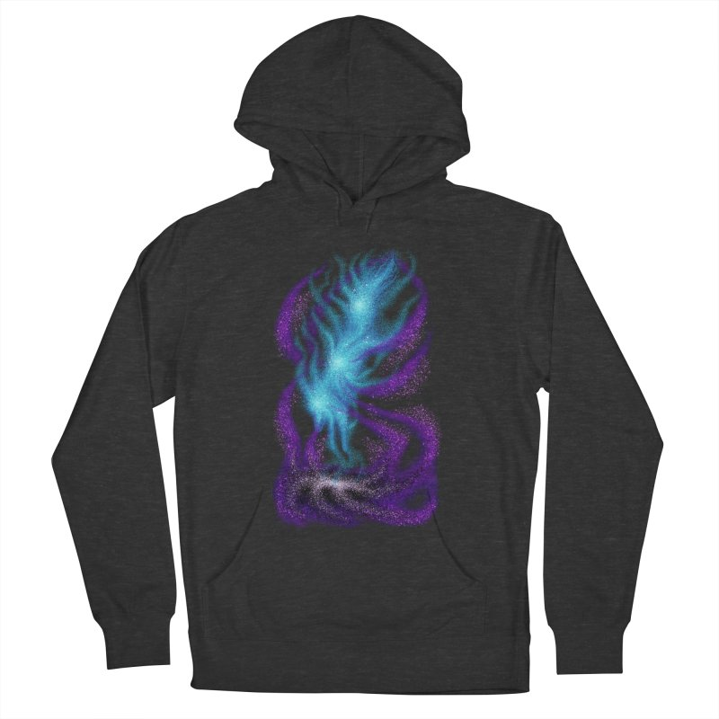 Fox Dimension Women's French Terry Pullover Hoody by bobygates's Artist Shop