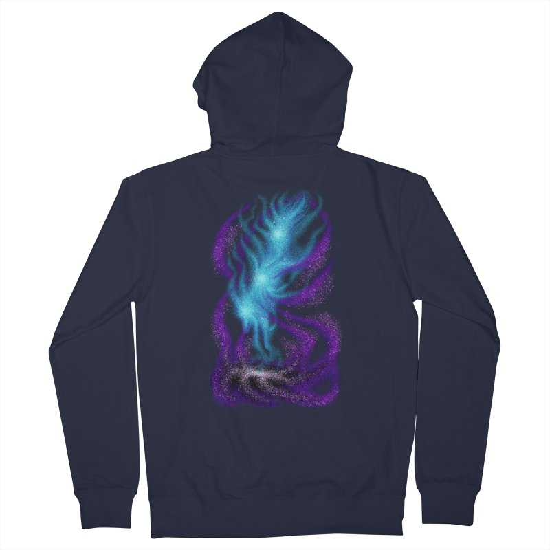 Fox Dimension Women's Zip-Up Hoody by bobygates's Artist Shop