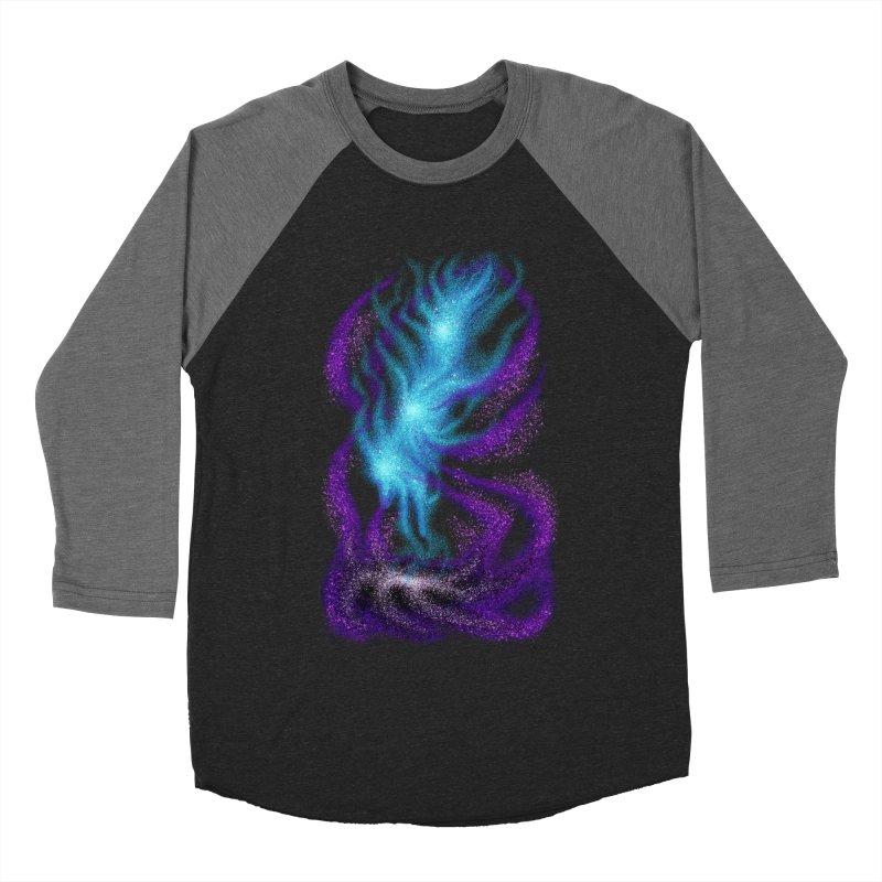 Fox Dimension Men's Baseball Triblend Longsleeve T-Shirt by bobygates's Artist Shop