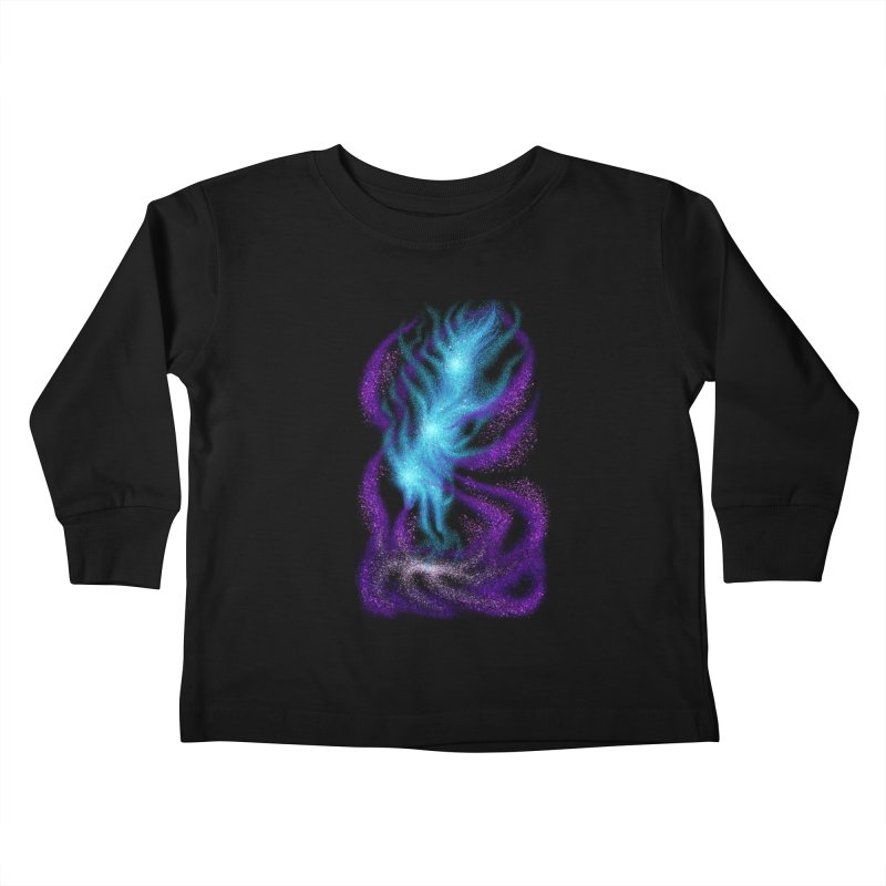 Fox Dimension Kids Toddler Longsleeve T-Shirt by bobygates's Artist Shop