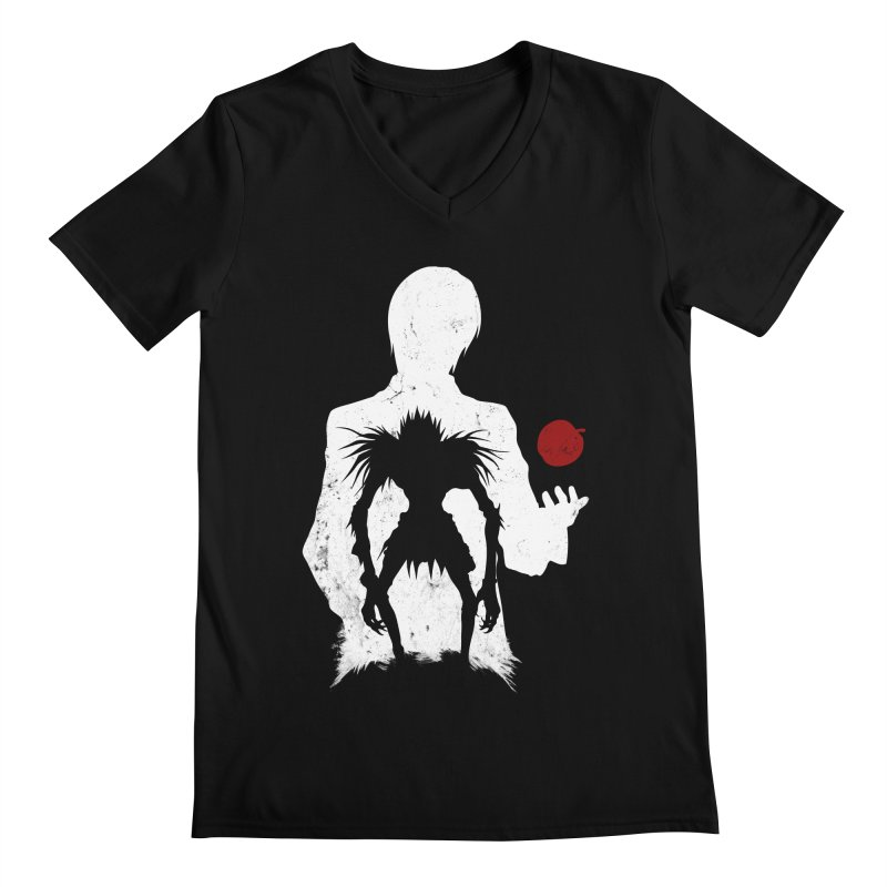 This World is Rotten Men's V-Neck by bocaci's Artist Shop
