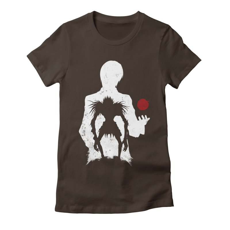 This World is Rotten Women's Fitted T-Shirt by bocaci's Artist Shop