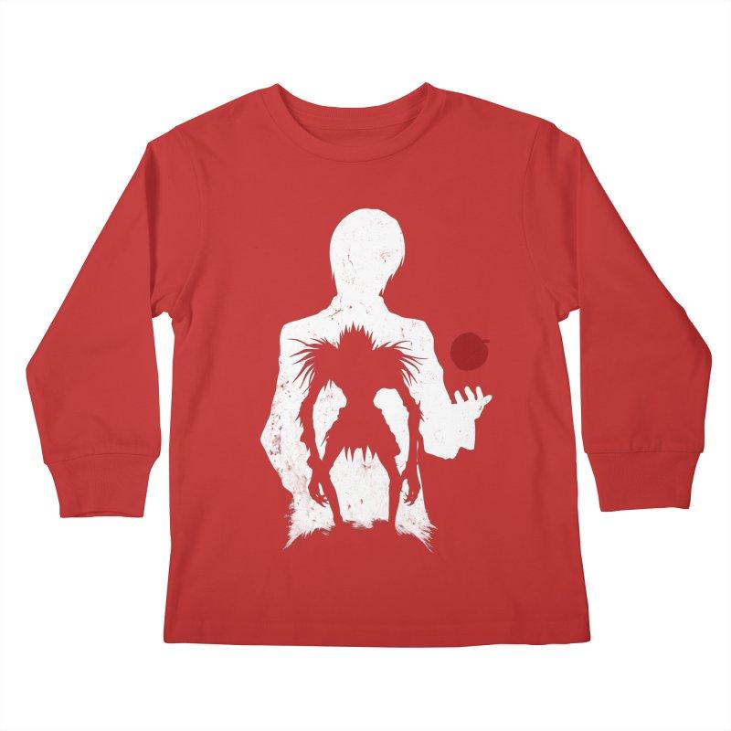 This World is Rotten Kids Longsleeve T-Shirt by bocaci's Artist Shop