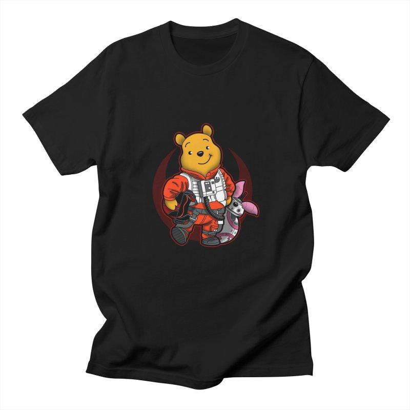 Pooh Dameron Men's Lounge Pants by boggsnicolas's Artist Shop