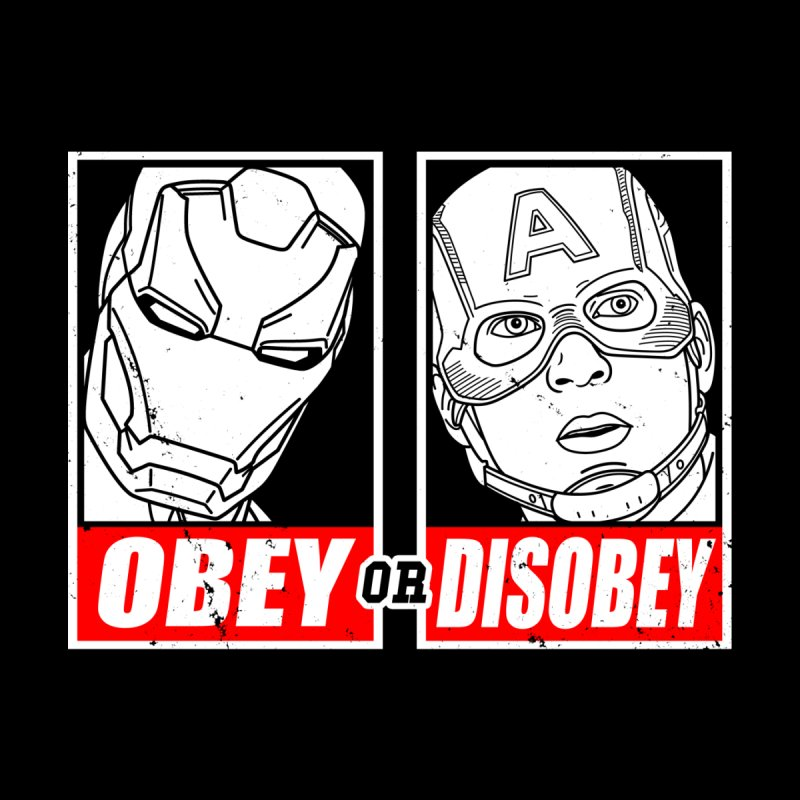 Obey or Disobey   by boggsnicolas's Artist Shop
